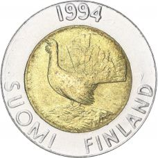 Suomi 1994 10 Markkaa KL9