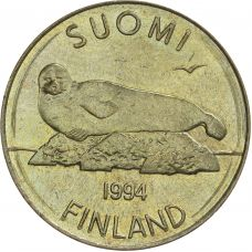Suomi 1994 5 Markkaa KL7