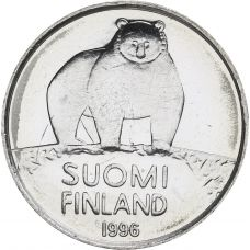 Suomi 1996 50 Penniä KL9