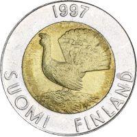 Suomi 1997 10 Markkaa KL9