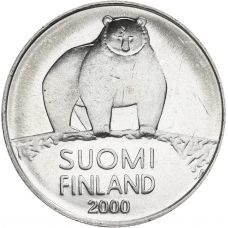 Suomi 2000 50 Penniä KL9
