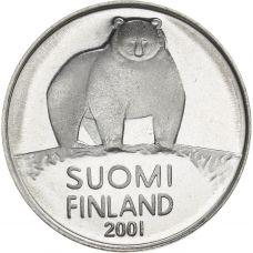 Suomi 2001 50 Penniä KL9