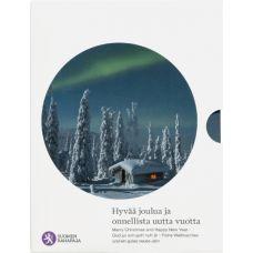 Suomi 2017 Hyvää Joulua Rahasarja BU