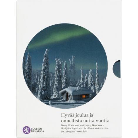 Suomi 2017 Rahasarja Hyvää Joulua BU