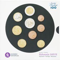 Suomi 2017 Rahasarja II BU
