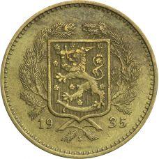 Suomi 1935 10 Markkaa kuntoluokka 6