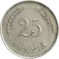 Suomi 1937 25 Penniä KL5
