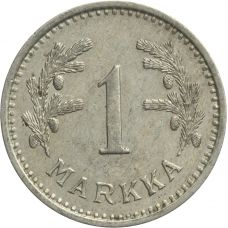 Suomi 1939 1 Markka KL7