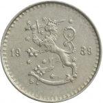 Suomi 1939 25 Penniä KL6