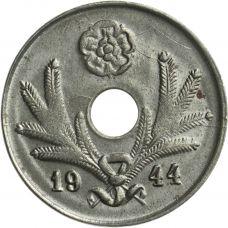 Suomi 1943 10 Penniä KL6