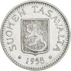 Suomi 1958 100 Markkaa KL8