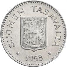 Suomi 1958 200 Markkaa KL6
