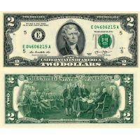 Yhdysvallat 2013 $2 P538 UNC