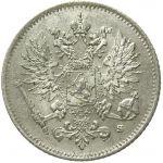 Suomi 1917 25 Penniä I KL8