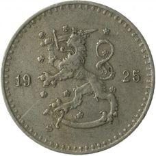 Suomi 1925 25 Penniä KL4