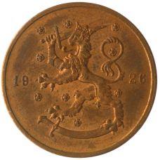 Suomi 1926 10 Penniä KL8