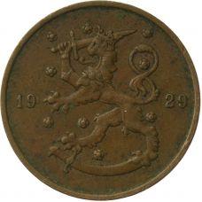 Suomi 1929 10 Penniä KL4