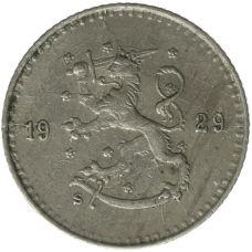 Suomi 1929 25 Penniä KL4