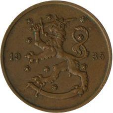 Suomi 1935 10 Penniä KL4