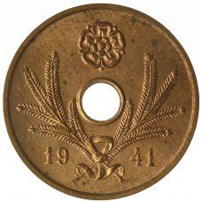 Suomi 1941 5 Penniä KL8