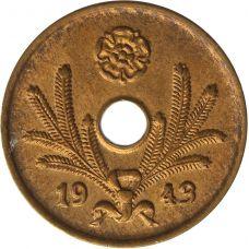 Suomi 1943 10 Penniä KL7-8