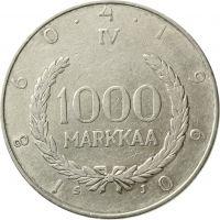 1000 Markkaa