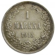 Suomi 1915 1 Markka KL7