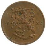 Suomi 1923 1 Penni KL4