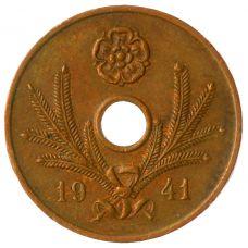 Suomi 1941 5 Penniä KL4