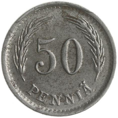 Suomi 1943 50 Penniä KL2-4