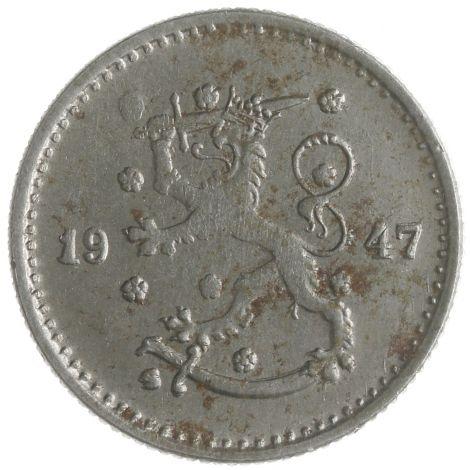 Suomi 1947 50 Penniä KL4