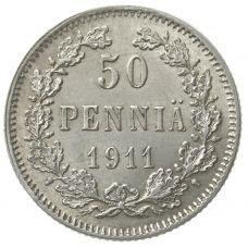 Suomi 1911 50 Penniä KL7