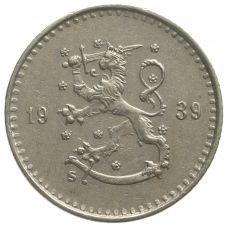 Suomi 1939 25 Penniä KL7