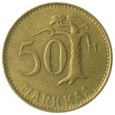 Suomi 1952 50 Markkaa KL5-6