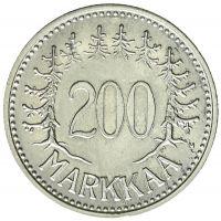 Suomi 1956 200 Markkaa KL8
