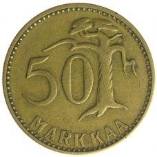 Suomi 1956 50 Markkaa KL4
