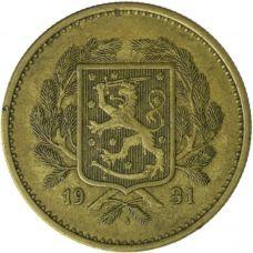 Suomi 1931 20 Markkaa KL4