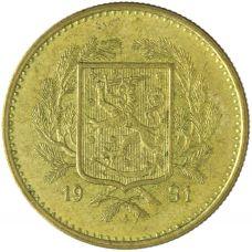 Suomi 1931 20 Markkaa KL6