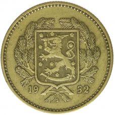 Suomi 1932 10 Markkaa KL6