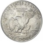 USA 1972 $1 Eisenhower D UNC