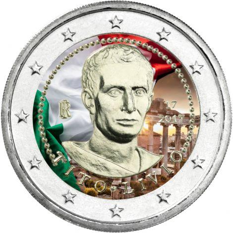 Italia 2017 2 € Titus Livius VÄRITETTY