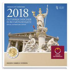 Itävalta 2018 Rahasarja BU
