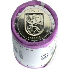 Latvia 2017 2 € Latgale RULLA