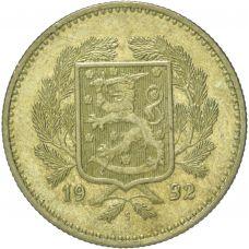 Suomi 1932 10 Markkaa KL6-7
