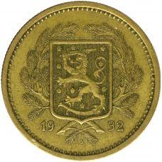 Suomi 1932 20 Markkaa KL5