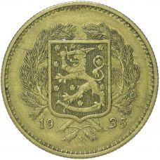 Suomi 1935 10 Markkaa KL5