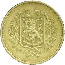 Suomi 1938 10 Markkaa KL6-7