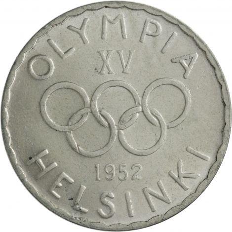 Suomi 1952 500 Markkaa Helsingin Olympialaiset KL8