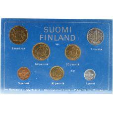 Suomi 1973 Rahasarja UNC