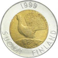 Suomi 1999 10 Markkaa KL8
